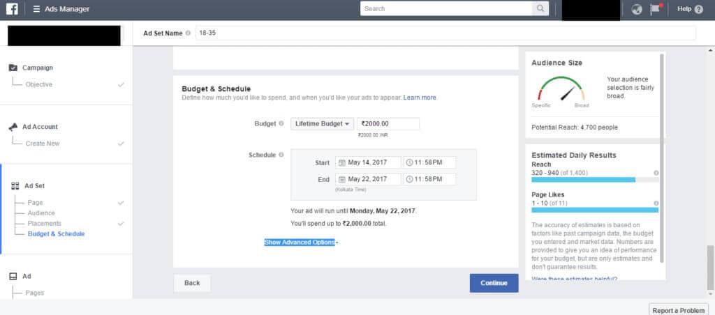 facebook ad campaign best practices