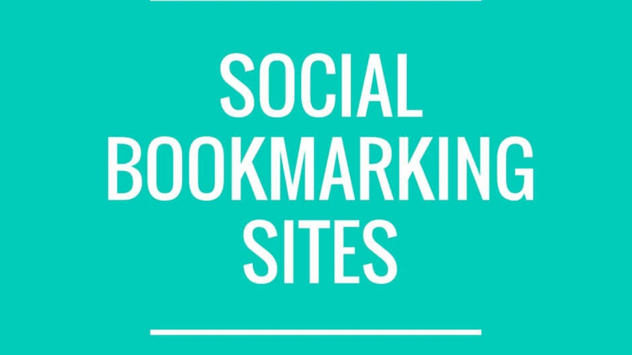Free Social Bookmarking Sites List 2019 With High PR | SEO | Do