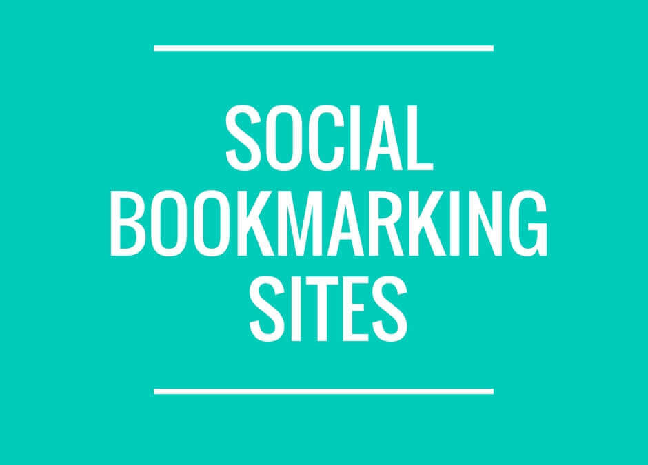 Free Social Bookmarking Sites List With High PR 2018