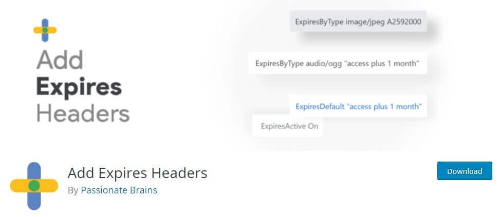 fix add expires headers wordpress plugin