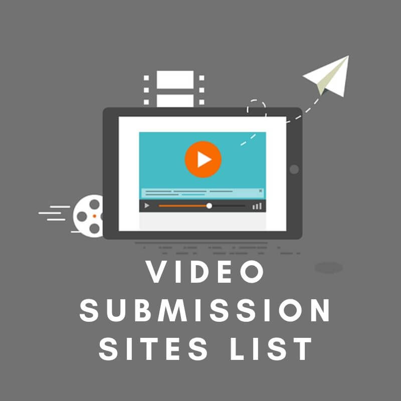 video submission sites list