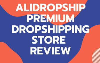 Alidropship Premium Dropshipping Store Review With Discount Codes 2020
