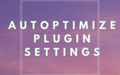 How to Properly Configure Autoptimize Plugin Settings 2020 | CDN Setup